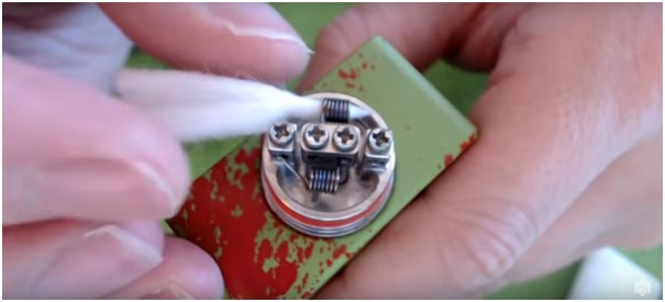 намотка для электронных сигарет