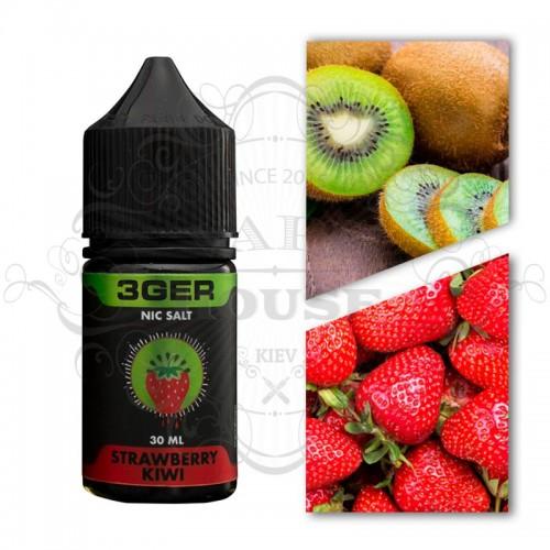 Премиум жидкость 3GER SALT — Strawberry Kiwi