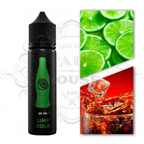Премиум жидкость 3GER — Lime Cola