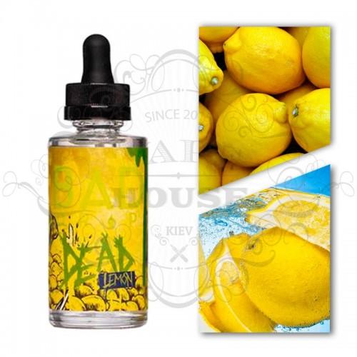 Премиум жидкость Bad Drip — Lemon Dead