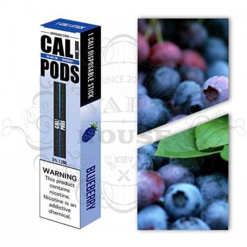 Одноразовая электронная сигарета — Cali Disposable Blueberry