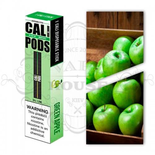 Одноразовая электронная сигарета — Cali Disposable Green Apple