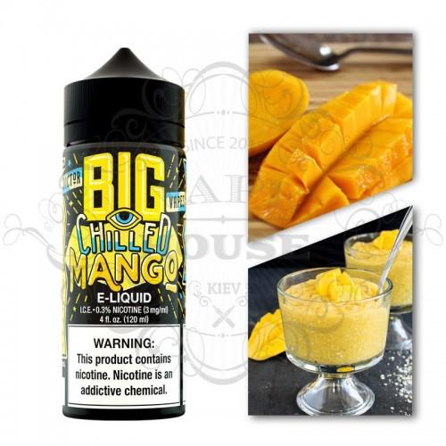 Премиум жидкость Doctor Big — Chilled Mango