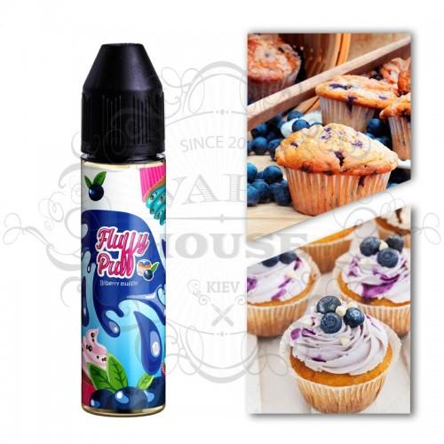 Премиум жидкость Fluffy Puff — Bilberry Muffin