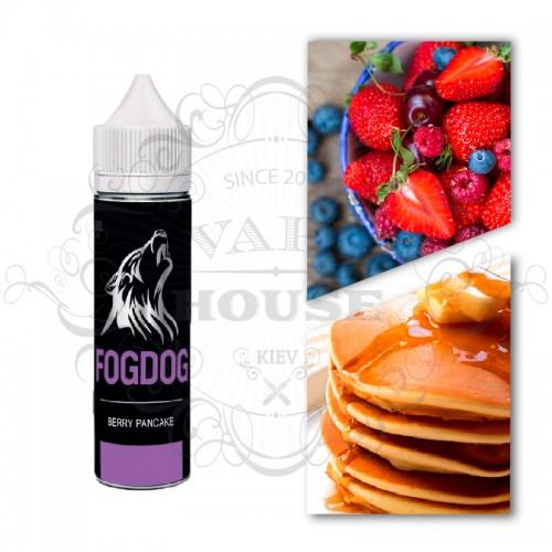 Премиум жидкость FOGDOG — Berry Pancake