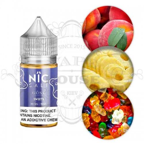 Солевой Nic Salt — Sweets