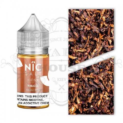 Солевой Nic Salt — Tobacco