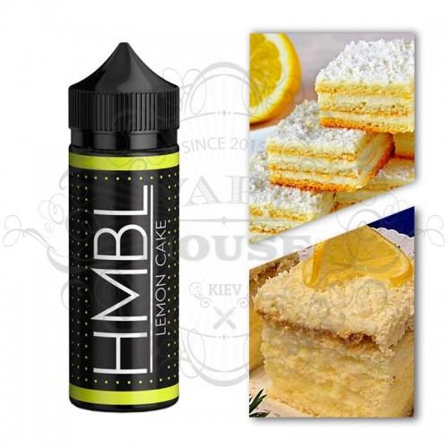 Премиум жидкость HMBL — Lemon Cake