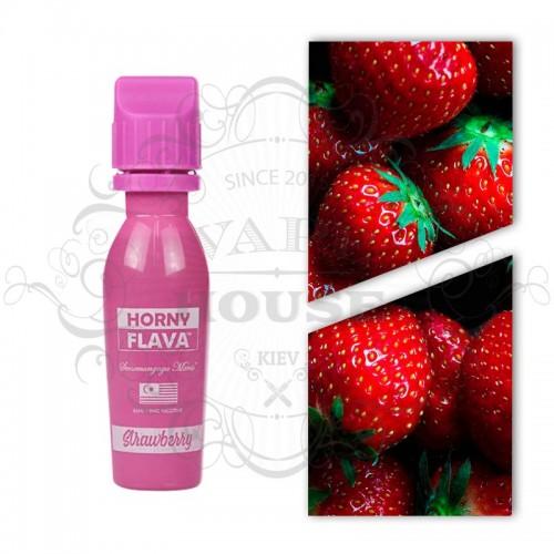 Премиум жидкость Horny — Strawberry