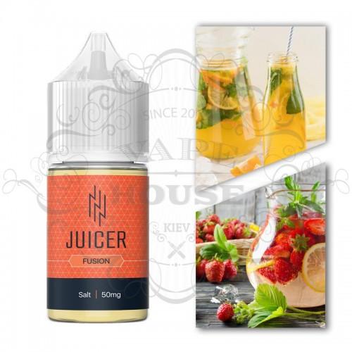 Премиум жидкость Juicer Salt — Fusion