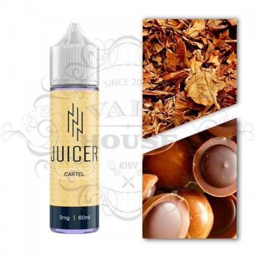 Премиум жидкость Juicer — Cartel