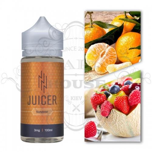 Премиум жидкость JUICER — Sunrise 100ml