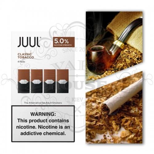Картридж JUUL Salt — Classic Tobacco