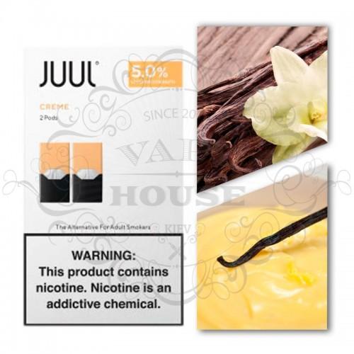 Картридж JUUL Salt — Creme