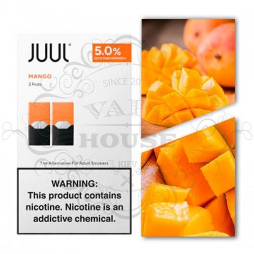 Картридж JUUL Salt — Mango