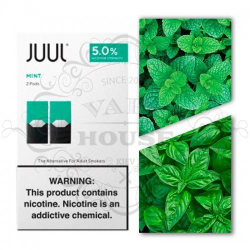 Картридж JUUL Salt — Mint