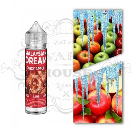 Премиум жидкость Malasian Dream — Juicy Apple