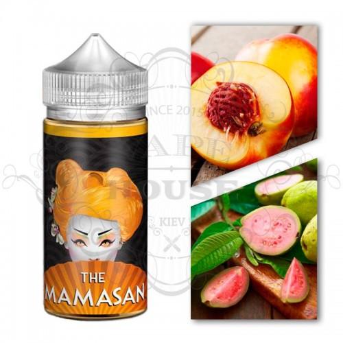 Премиум жидкость Mamasan — GUAVA POP