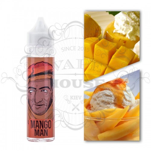 Премиум жидкость Men's Club — Mango Man
