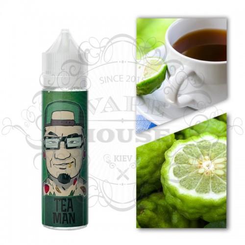 Премиум жидкость Men's Club — Tea man