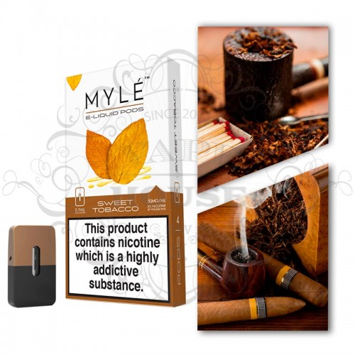 Картридж — MYLE Sweet Tobacco