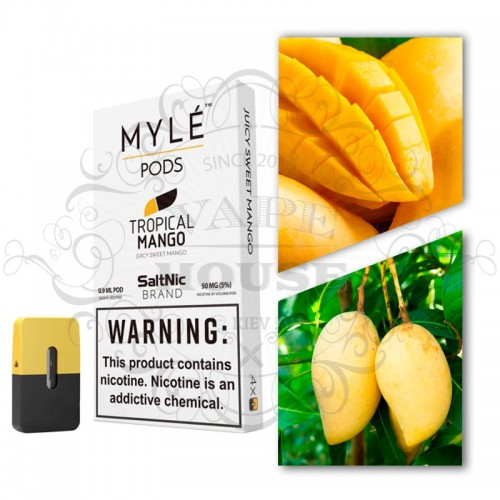 Картридж — MYLE Tropical Mango