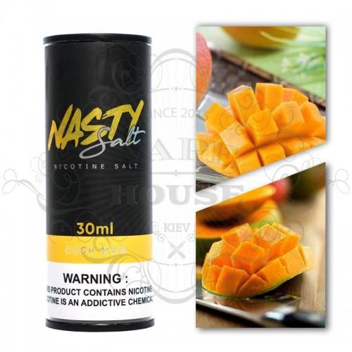 Премиум жидкость Nasty Juice SALT — Cush Man Mango