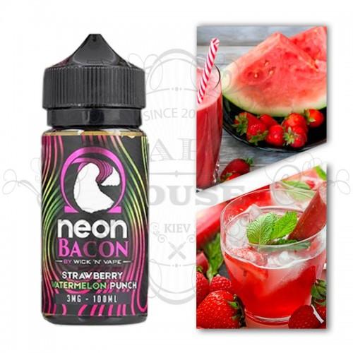 Премиум жидкость NEON BACON — PUNCH`D