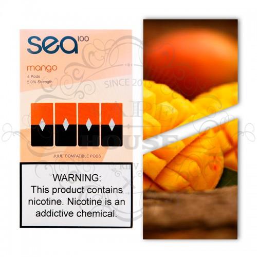Картридж SEA Salt — Mango
