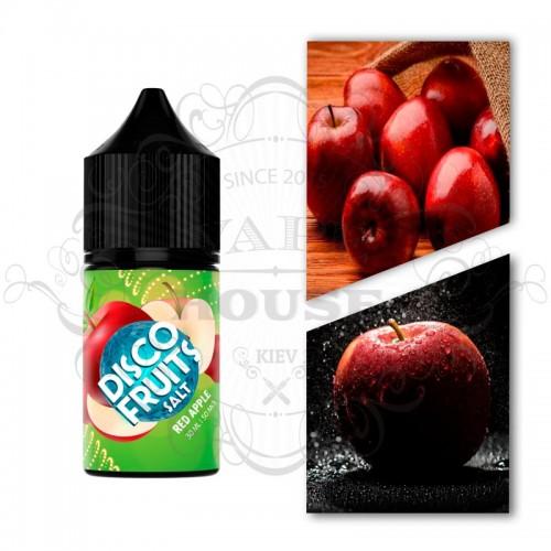 Премиум жидкость Disco Fruits SALTED — Red Apple