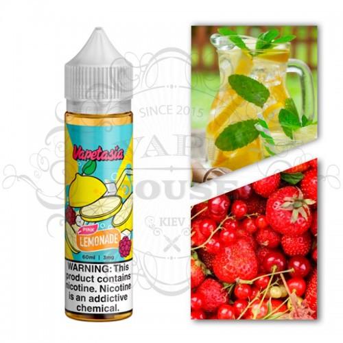 Премиум жидкость Vapetasia — Pink Lemonade