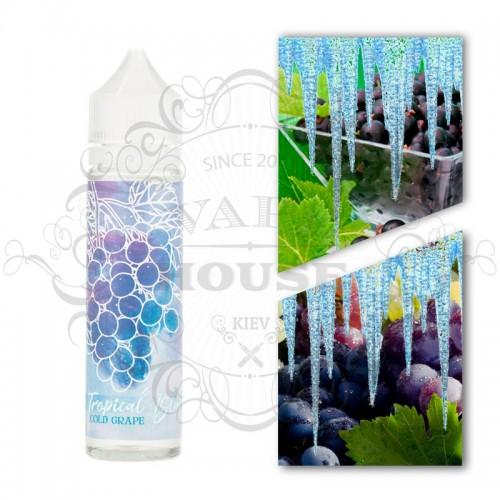 Премиум жидкость Tropical Island — Cold Grape