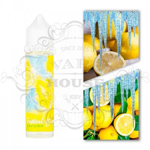 Премиум жидкость Tropical Island — Cold Lemon