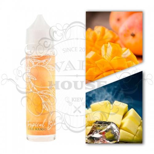 Премиум жидкость Tropical Island — Cold Mango