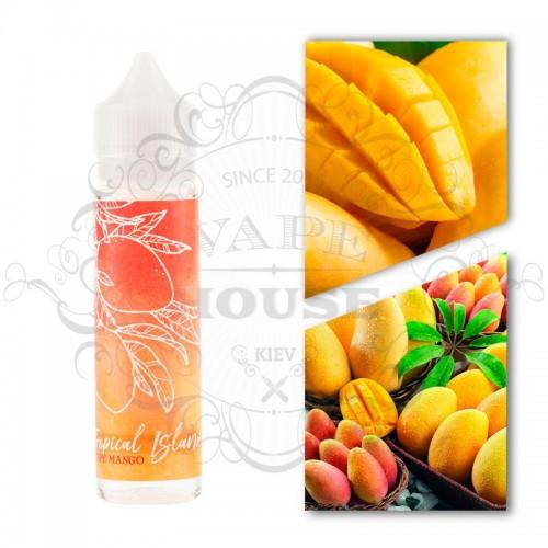 Премиум жидкость Tropical Island — Ripe Mango