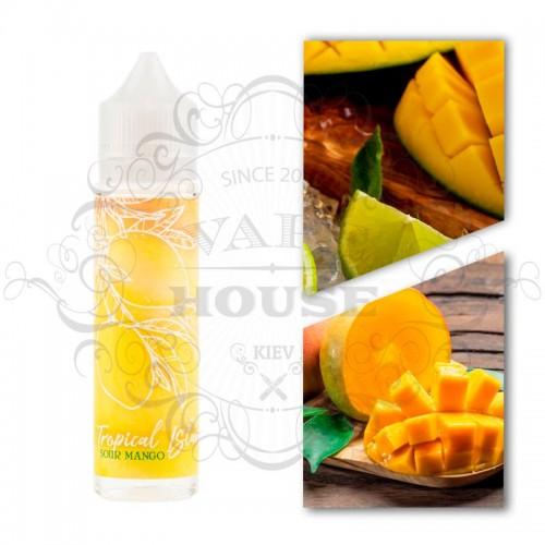 Премиум жидкость Tropical Island — Sour Mango