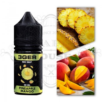 Э жидкость 3GER SALT — Pineapple mango