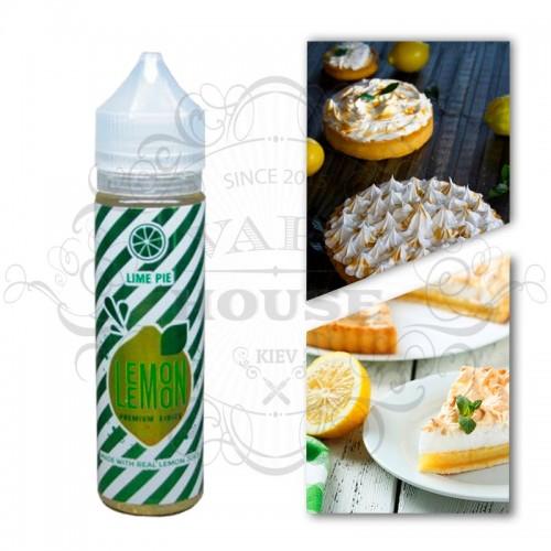 Премиум жидкость 3ger — LEMON PIE