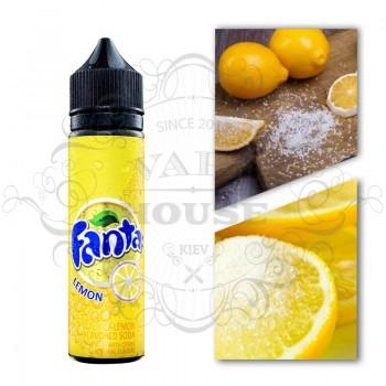 Э-жидкость 3GER — Fanta Lemon