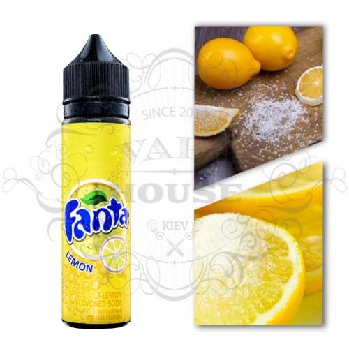 Премиум жидкость 3GER — Fanta Lemon
