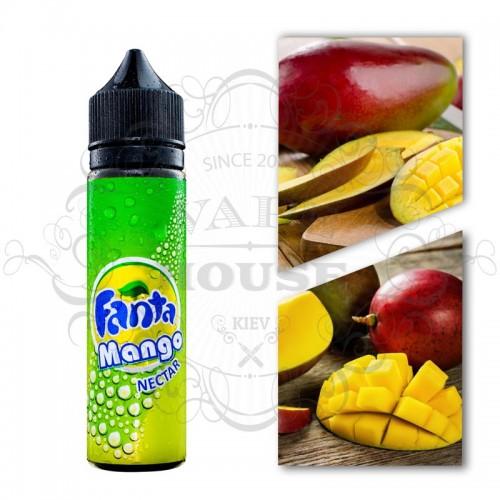 Премиум жидкость 3GER — Fanta Mango Nectar