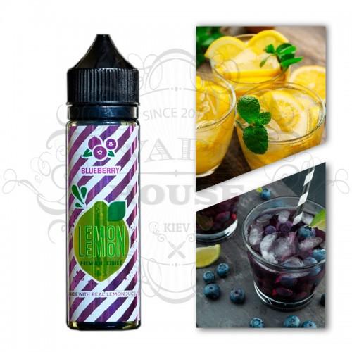 Премиум жидкость 3GER — Lemon Lemon Blueberry