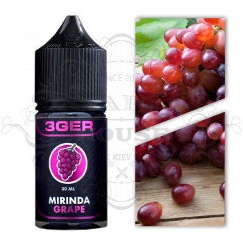 Э жидкость 3GER — Mirinda Ice Grape