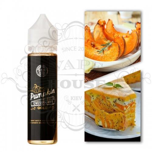 Премиум жидкость 3ger — Pumpkin Cheesecake