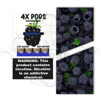 Картридж 4X Salt — Blue Blackberry