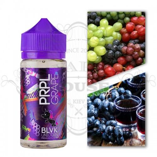 Премиум жидкость BLVK Unicorn — PRPL Grape