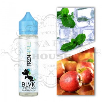 Э-жидкость BLVK Unicorn — FRZNAPPLE