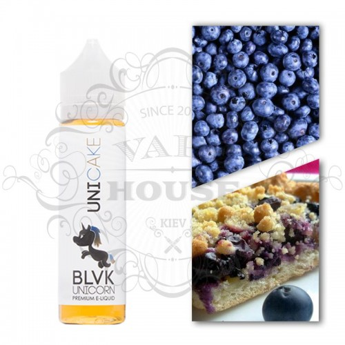 Премиум жидкость BLVK Unicorn — UniCake
