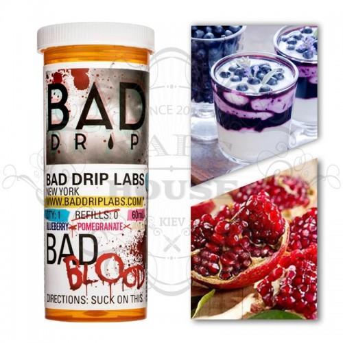 Премиум жидкость Bad Drip — Bad Blood