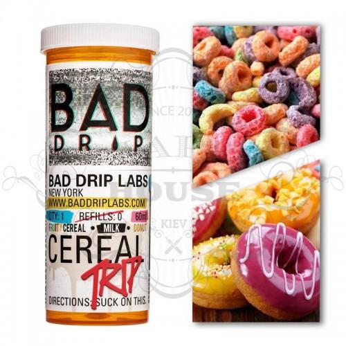 Премиум жидкость Bad Drip — Cereal Trip